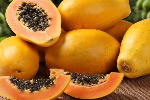 корисні властивості папайї