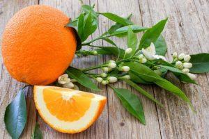 помаранча в косметології